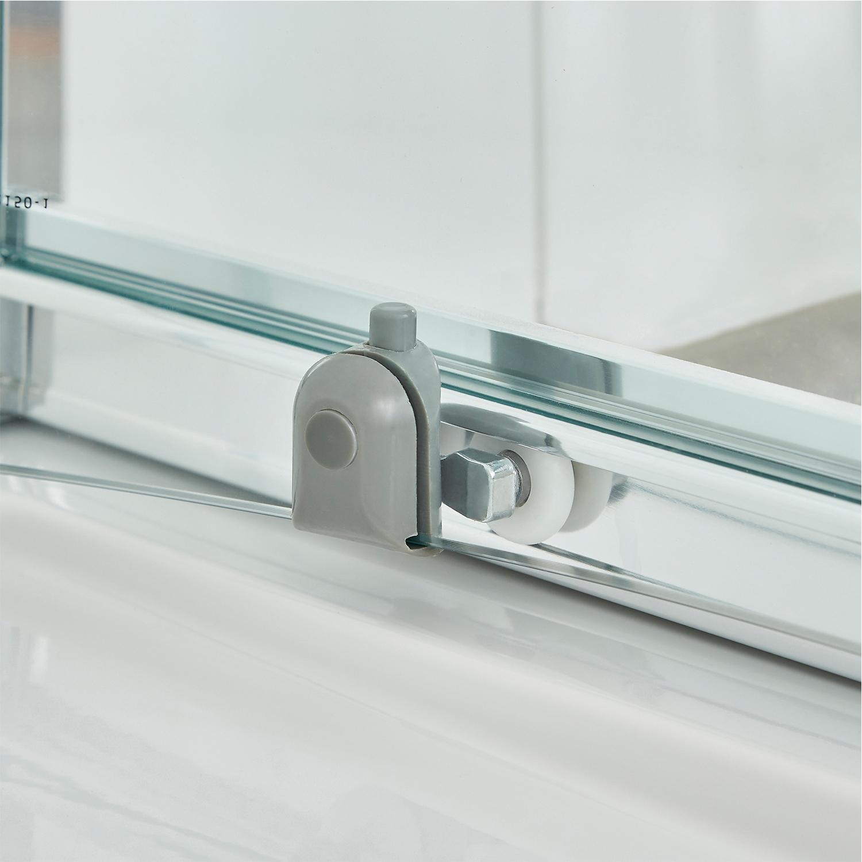 Premier Ella Offset Quadrant Shower Enclosure 1200mm x 800mm - 5mm Glass-2