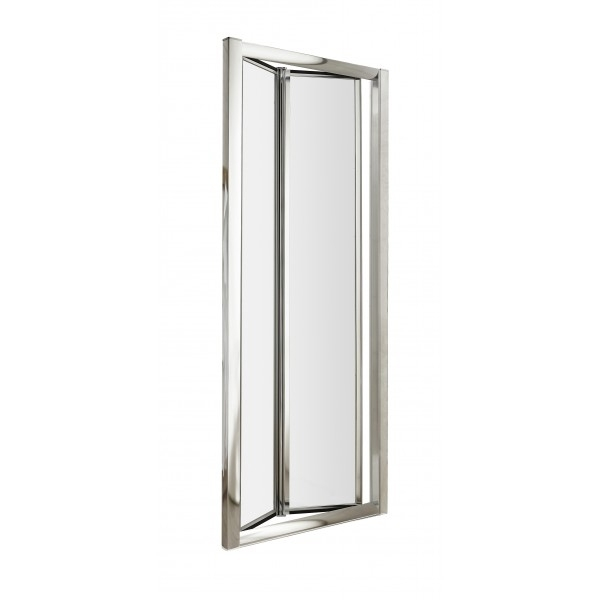 Premier Pacific Bi-Fold Shower Door 1000mm Wide - 4mm Glass