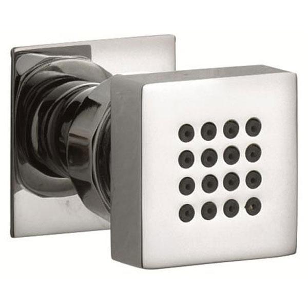 Premier Quadrant Shower Enclosure Pack 900mm Triple Shower Fixed Head & Body Jet-9