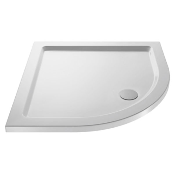 Premier Shower Enclosure Pack 800mm Quadrant Twin Shower and Fixed Head-4