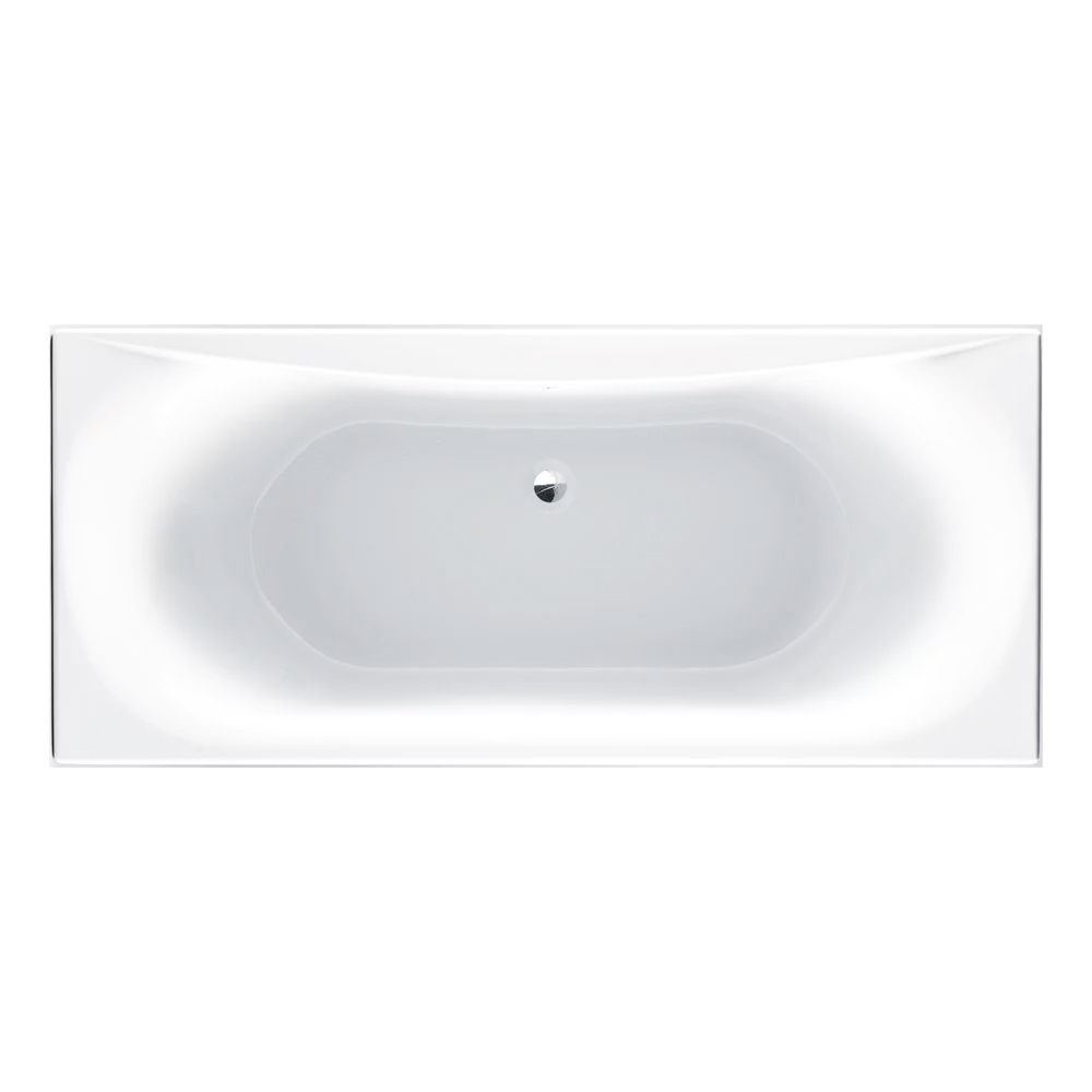 Prestige Hydras Double Ended Bath Rectangular 1700mm x 700mm