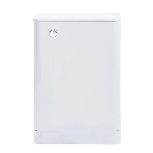 Prestige Marlow WC Unit with Concealed Cistern 500mm Wide White