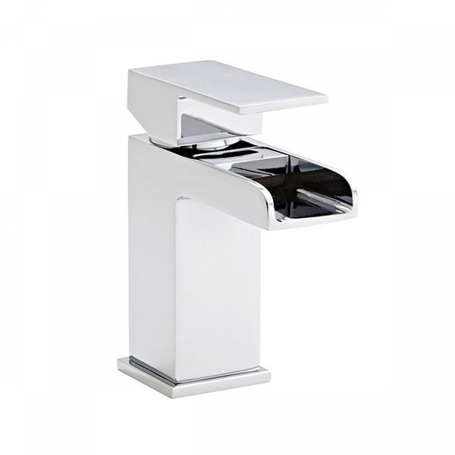 Prestige Phase Mono Basin Mixer Tap with Click Waste Chrome