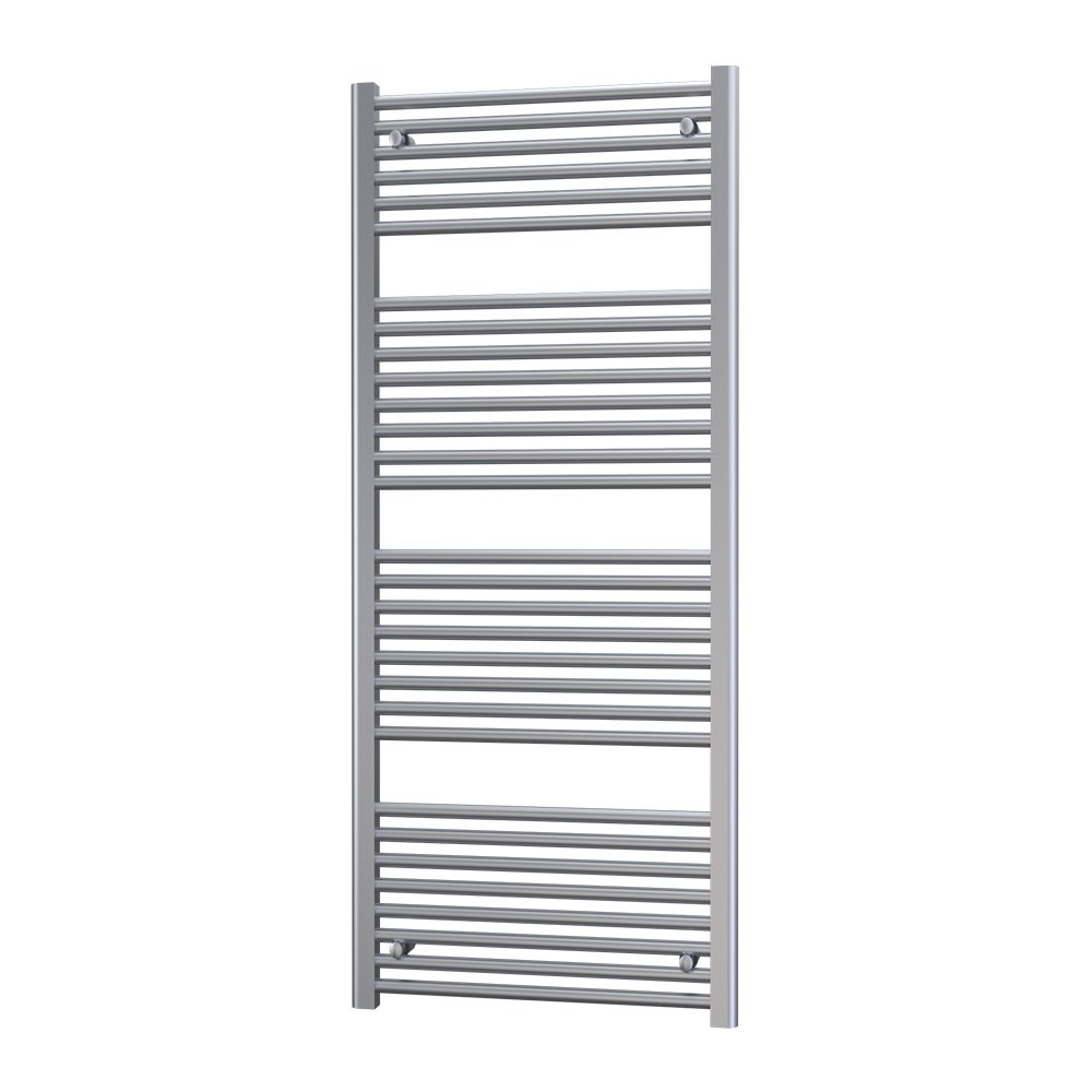 Radox Premier Straight Heated Towel Rail 1800mm H x 400mm W - Chrome-0