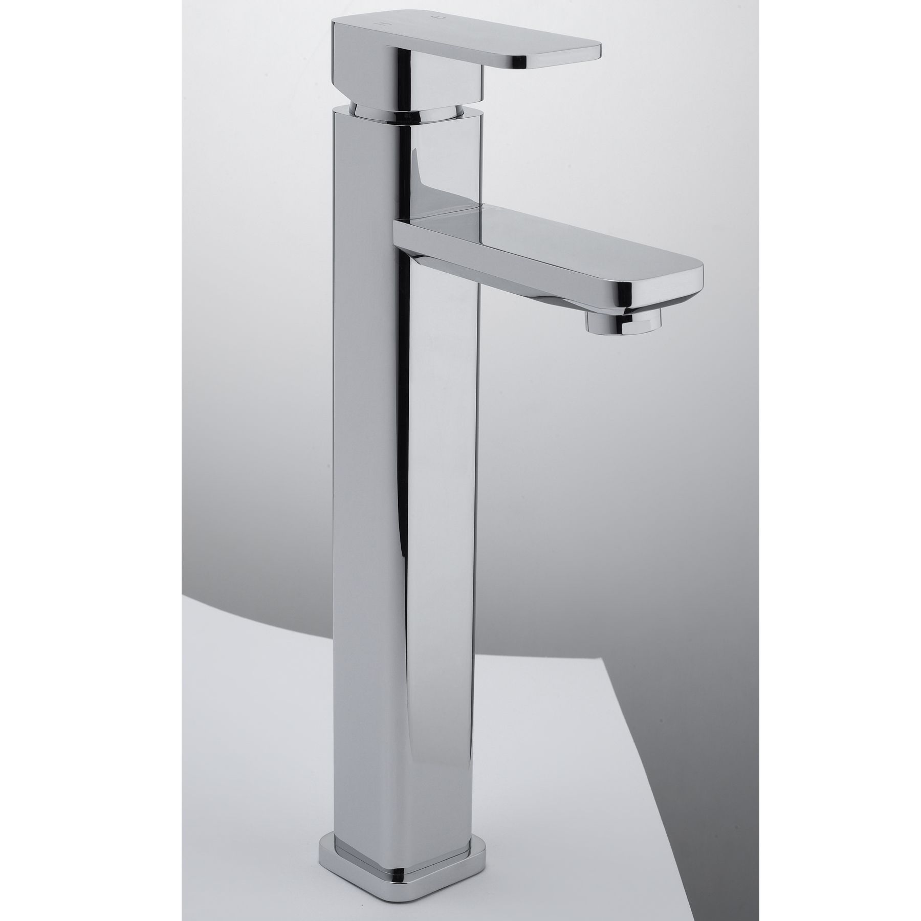 RAK Resort Tall Mono Basin Tap Single Handle Chrome