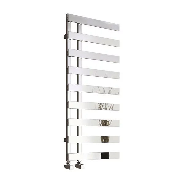 Reina Florina Designer Heated Towel Rail 1525mm H x 500mm W Chrome
