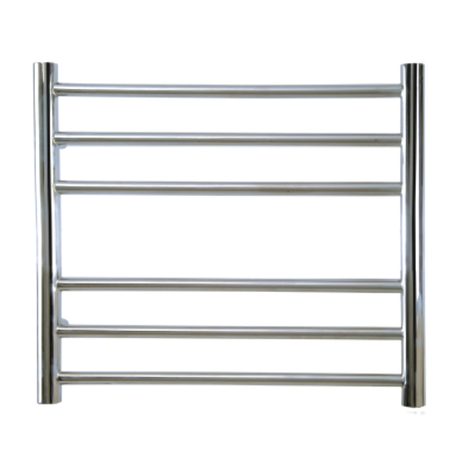 Reina Luna Straight Heated Towel Rail 1500mm H x 350mm W Stainless Steel