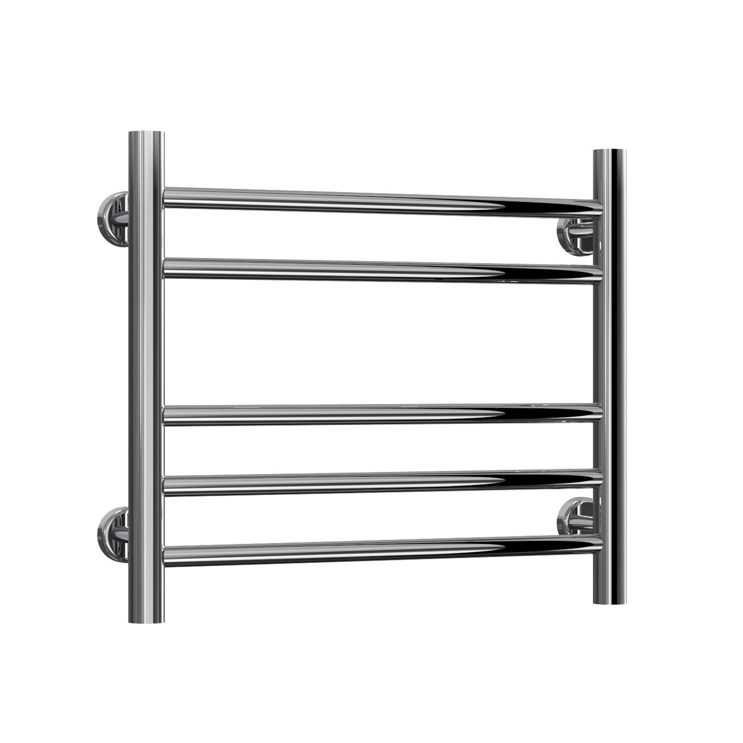 Reina Luna Straight Heated Towel Rail 720mm H x 500mm W Stainless Steel