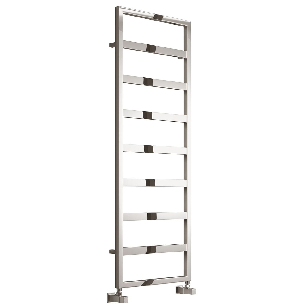Reina Rezzo Designer Heated Towel Rail 1100mm H x 550mm W Chrome