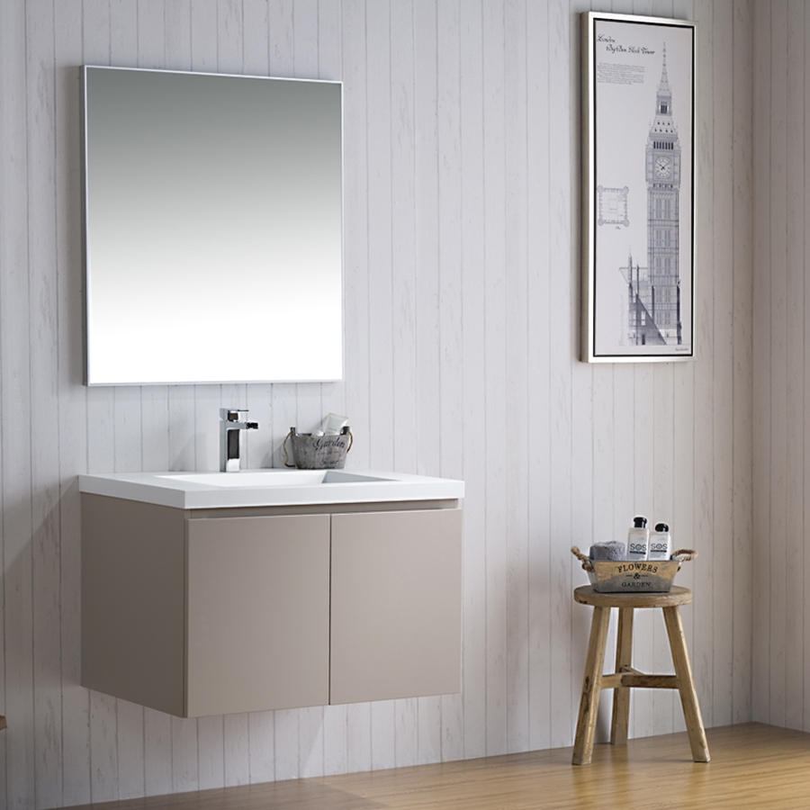 Roca Deimos Bathroom Mirror 900mm H x 800mm W