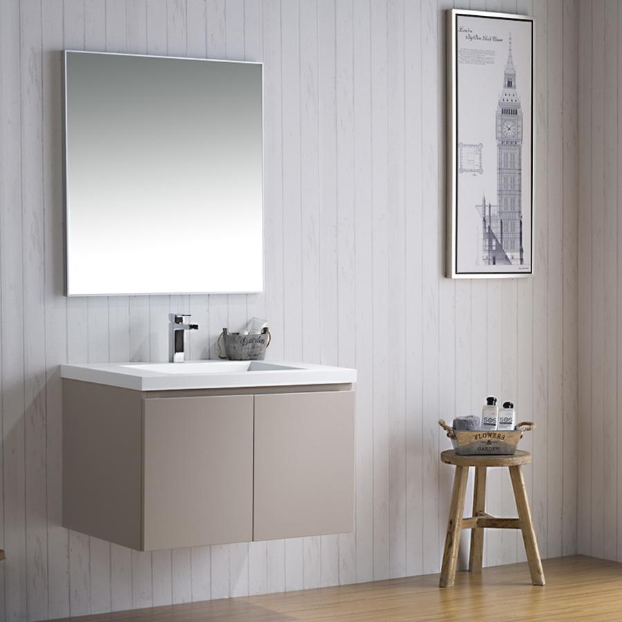 Roca Deimos Bathroom Mirror 900mm H x 800mm W-0