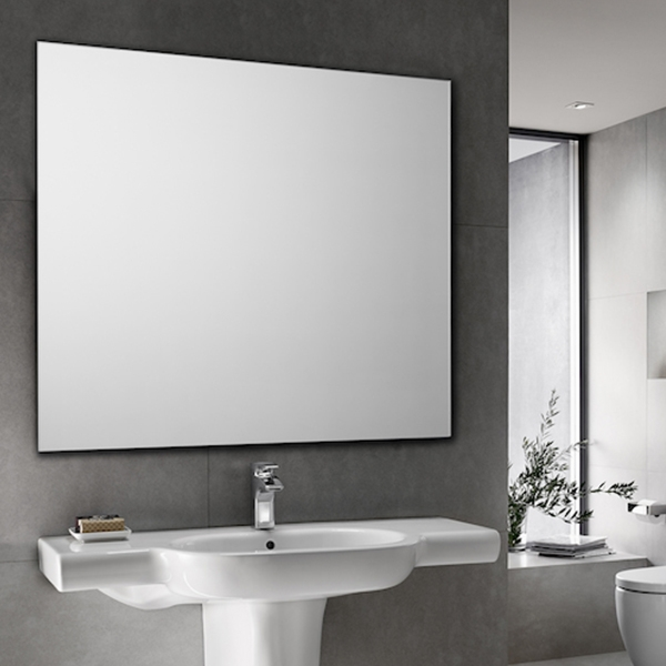 Roca Deimos Bathroom Mirror 900mm H x 1200mm W