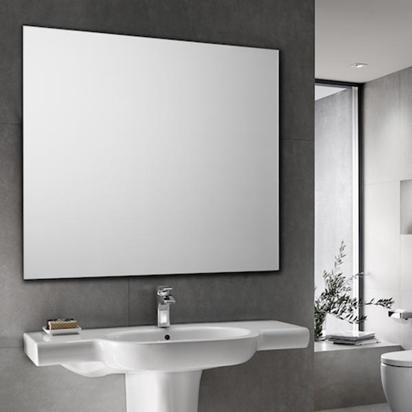 Roca Deimos Bathroom Mirror 900mm H x 1200mm W-0