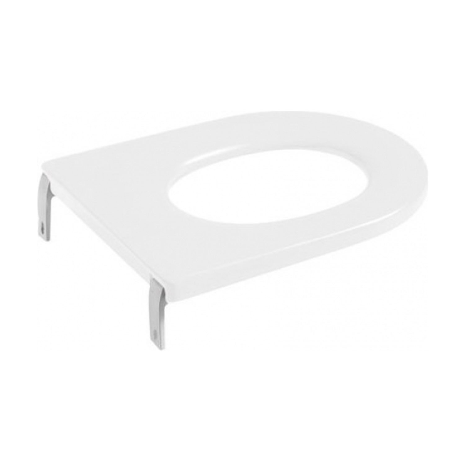 Roca Happening Floor-standing Toilet for Kids 415mm Projection - White Seat