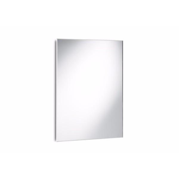 Roca Luna Rectangular Bathroom Mirror 800mm H