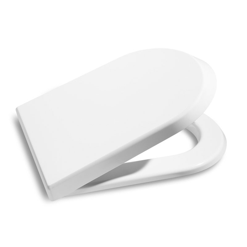 Roca Nexo Compact Closed Coupled Toilet WC Push Button Cistern - Soft Close Seat-0