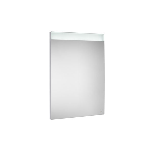 Roca Prisma Comfort Mirror with LED Lighting 600mm W