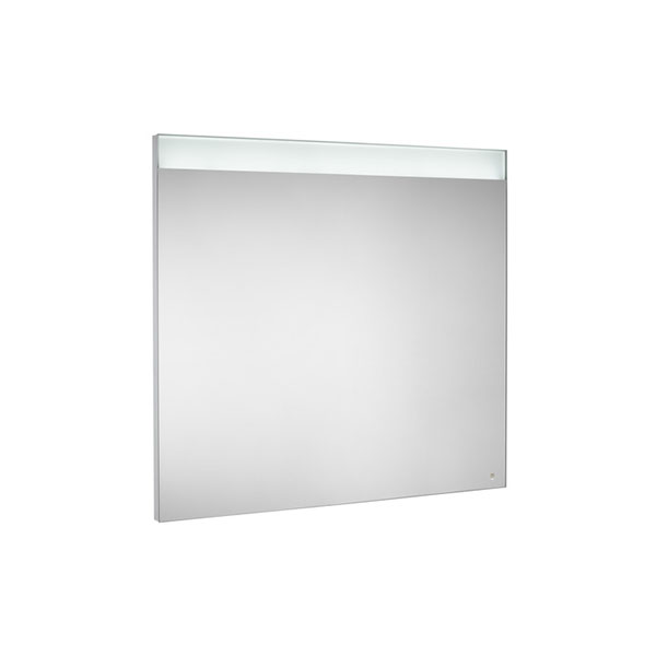 Roca Prisma Comfort Mirror with LED Lighting 900mm W