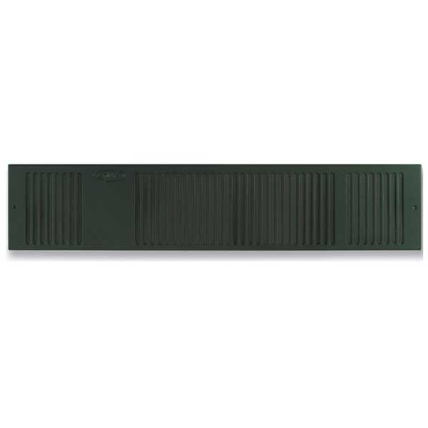 Smiths Space Saver Electric Black Fascia Grille 500mm