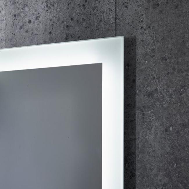 Tavistock Appear Bathroom Mirror 600mm H x 900mm W LED Illuminated