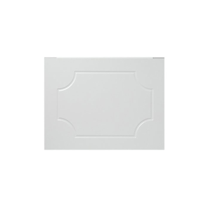 Tavistock Milton MDF End Bath Panel 515mm H x 700mm W - White