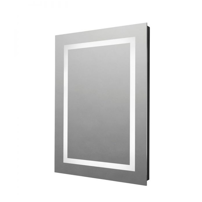 Tavistock Realm Illuminated LED Bathroom Mirror 700mm H x 500mm W
