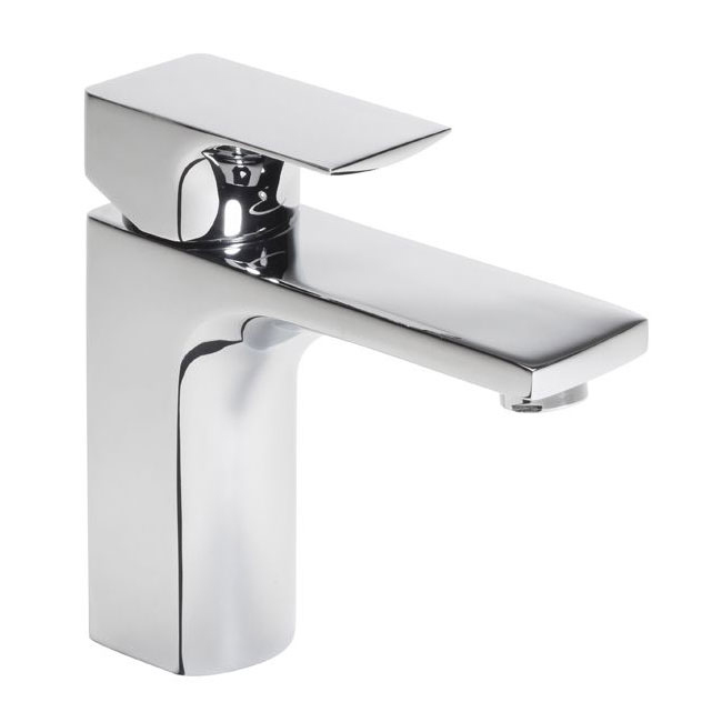 Tavistock Siren Mono Basin Mixer Tap Single Handle with Click Waste - Chrome