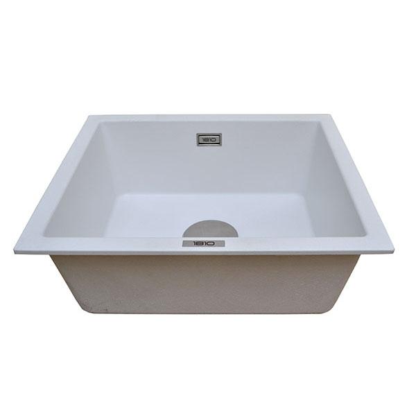 The 1810 company cavauno kitchen sink cu 72 u pq ch 713 for The kitchen sink company