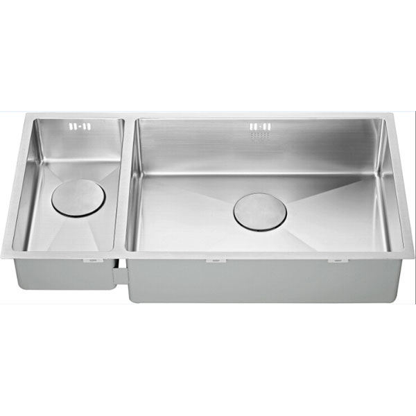 The 1810 Company Zenduo15 200/550U 1.5 Bowl Kitchen Sink - Right Handed