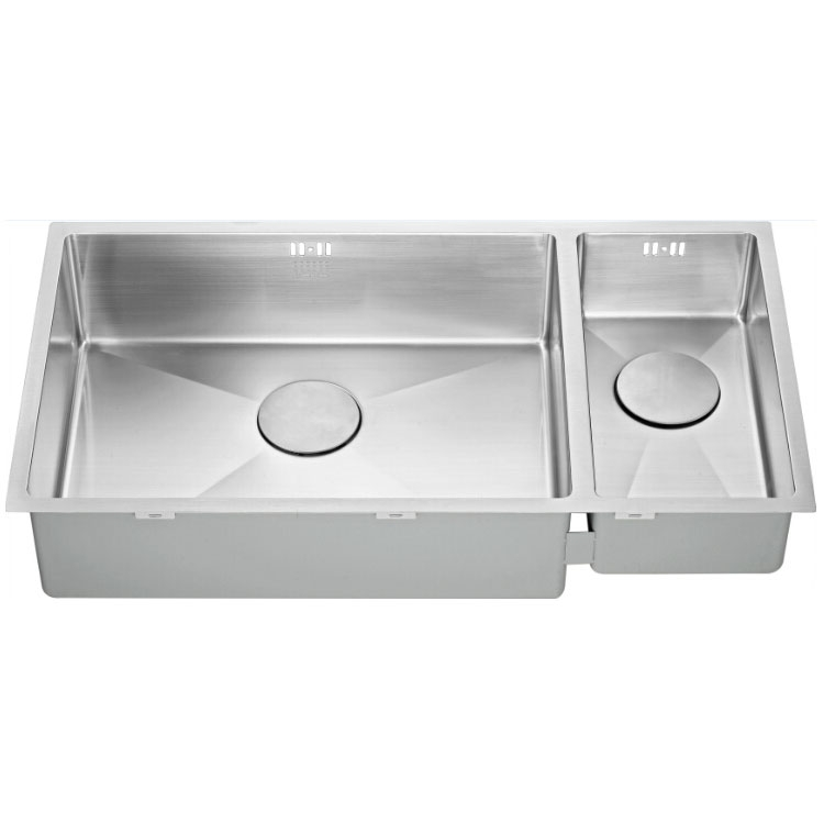 The 1810 Company Zenduo15 550/200U 1.5 Bowl Kitchen Sink - Left Handed