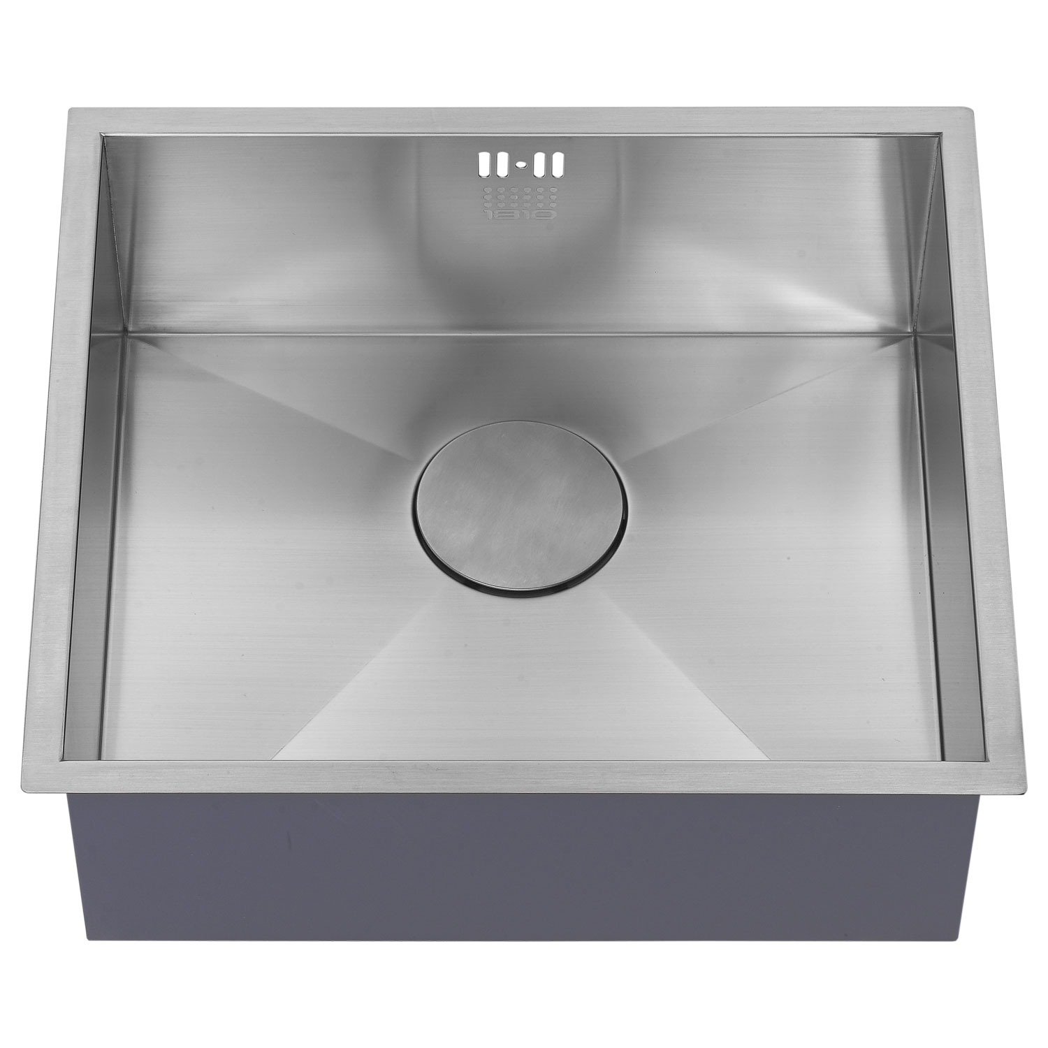 The 1810 Company Zenuno 450U 1.0 Bowl Kitchen Sink - Stainless Steel