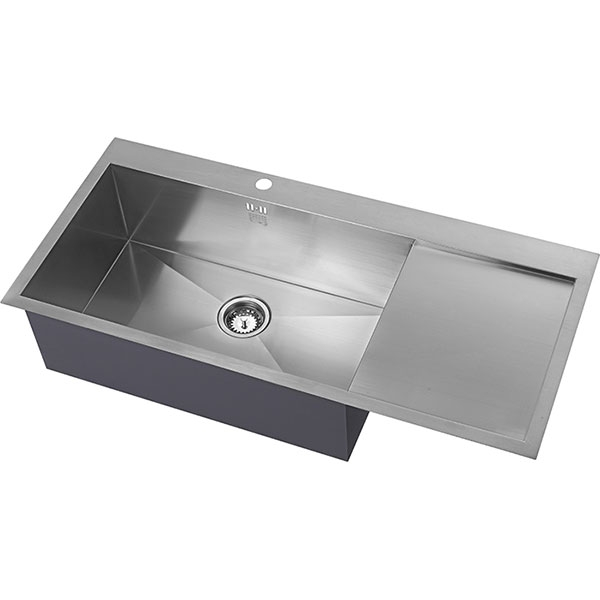 The 1810 Company Zenuno 70 I-F Deep 1.0 Bowl Kitchen Sink - Left Hand-0