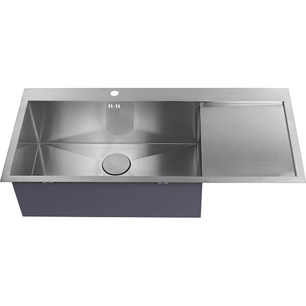 The 1810 Company Zenuno 70 I-F Deep 1.0 Bowl Kitchen Sink - Left Hand-1