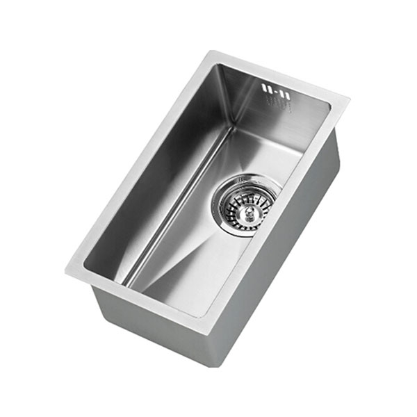 The 1810 Company Zenuno15 200U 1.0 Bowl Kitchen Sink - Stainless Steel