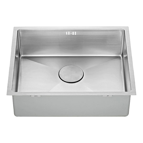 The 1810 Company Zenuno15 500U 1.0 Bowl Kitchen Sink - Stainless Steel
