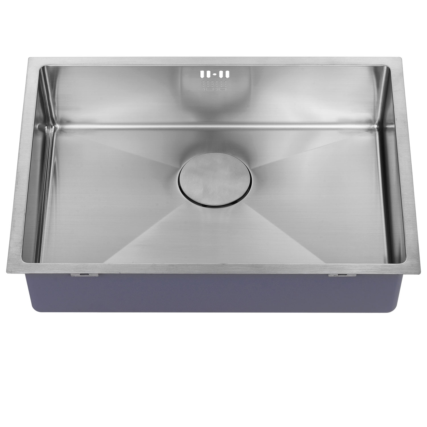 The 1810 Company Zenuno15 550U 1.0 Bowl Kitchen Sink - Stainless Steel