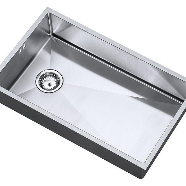 The 1810 Company Zenuno15 700U OSW 1.0 Bowl Kitchen Sink - Stainless Steel-0