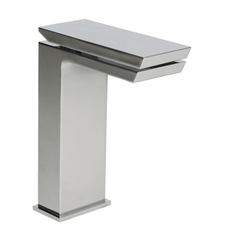 Verona Aquanatural Bathroom Furniture Suite 750mm Wide - Gloss/Wood Effect-2