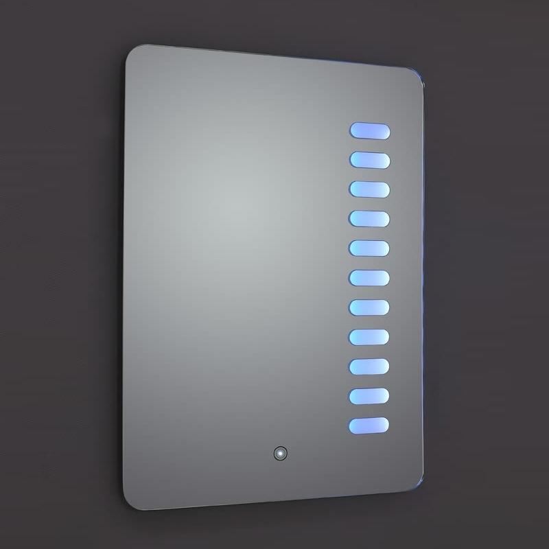 Verona Kinsale LED Bathroom Mirror with Touch Sensor and Demister 700mm H x 500mm W