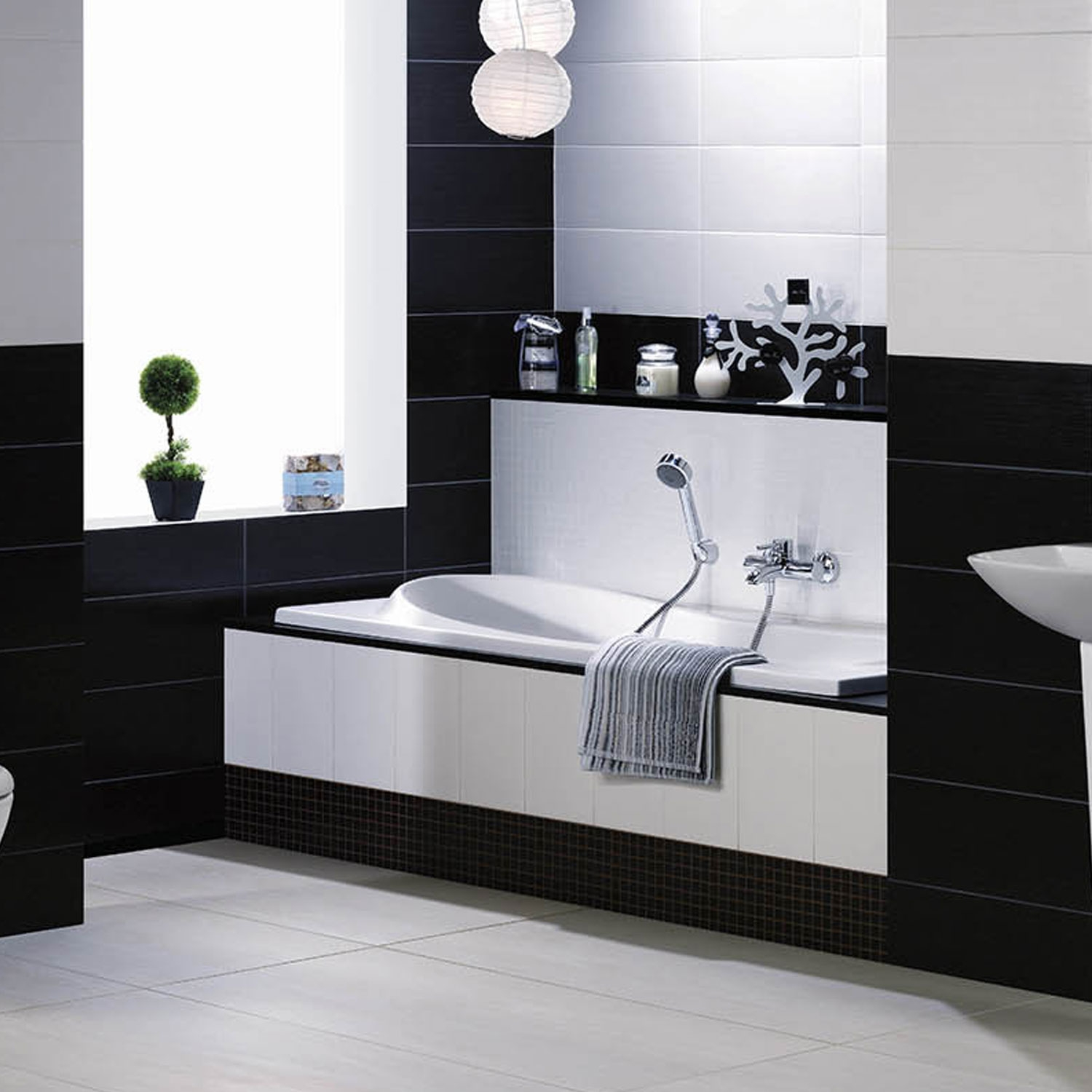 Verona Reserva Single Ended Rectangular Bath 1700mm x 800mm - 0 Tap Hole-1