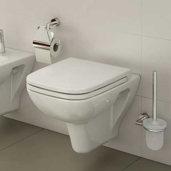 VitrA S20 Wall Hung Toilet WC - Standard Seat-0
