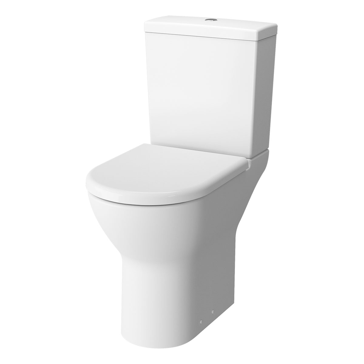 VitrA S50 Value Suite Close Coupled Toilet 450mm 1 Tap Hole Basin-0