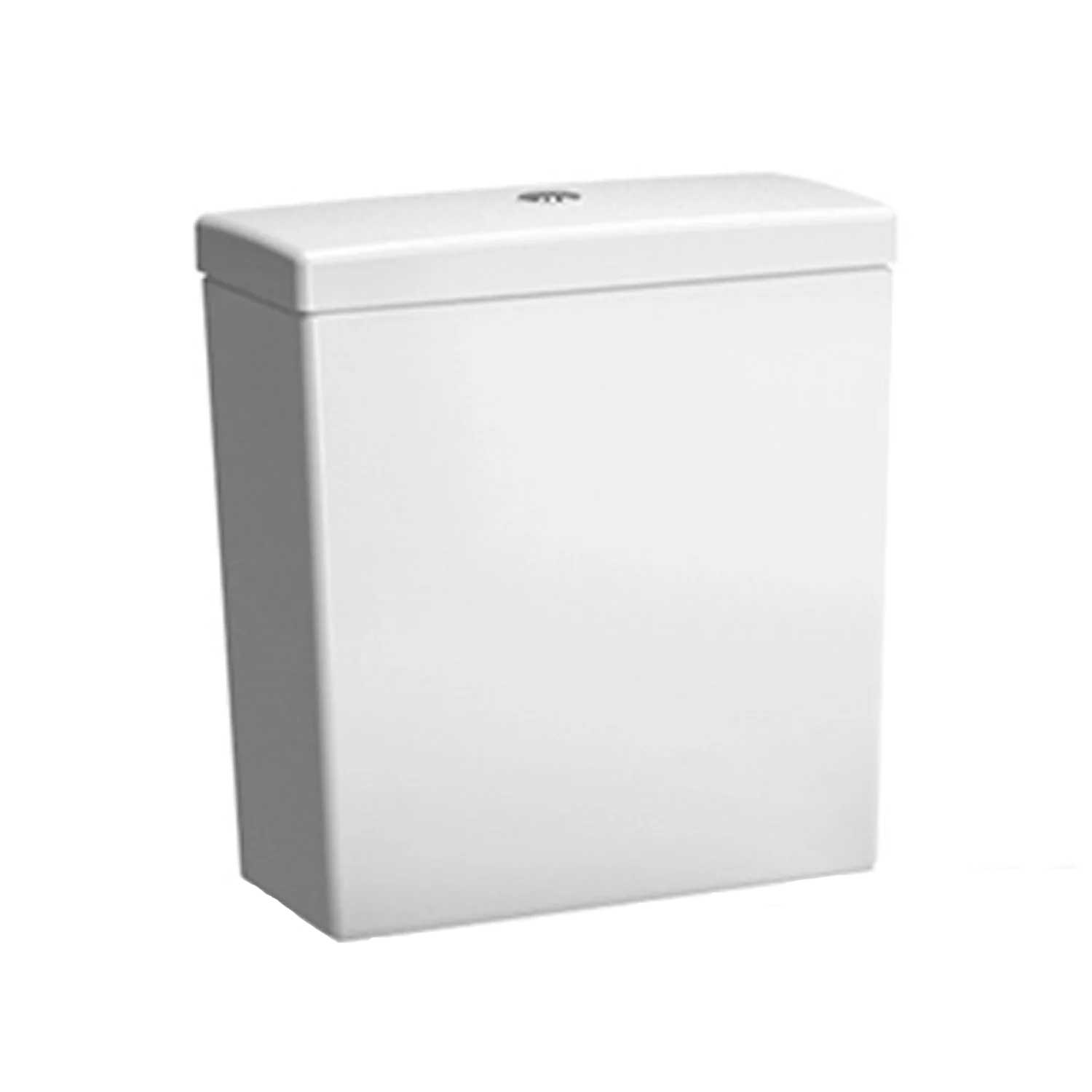 VitrA S50 Comfort Height Close Coupled Toilet WC Push Button Cistern - Soft Close Seat-1