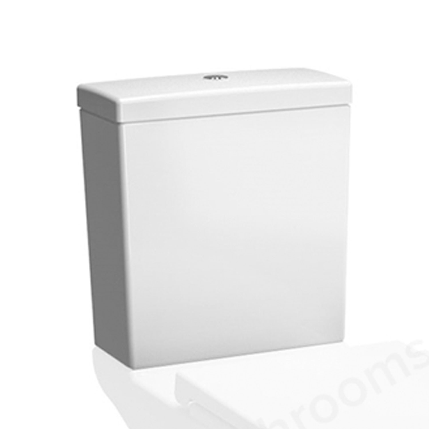 VitrA S50 Comfort Height Close Coupled Toilet WC Push Button Cistern - Soft Close Seat-2