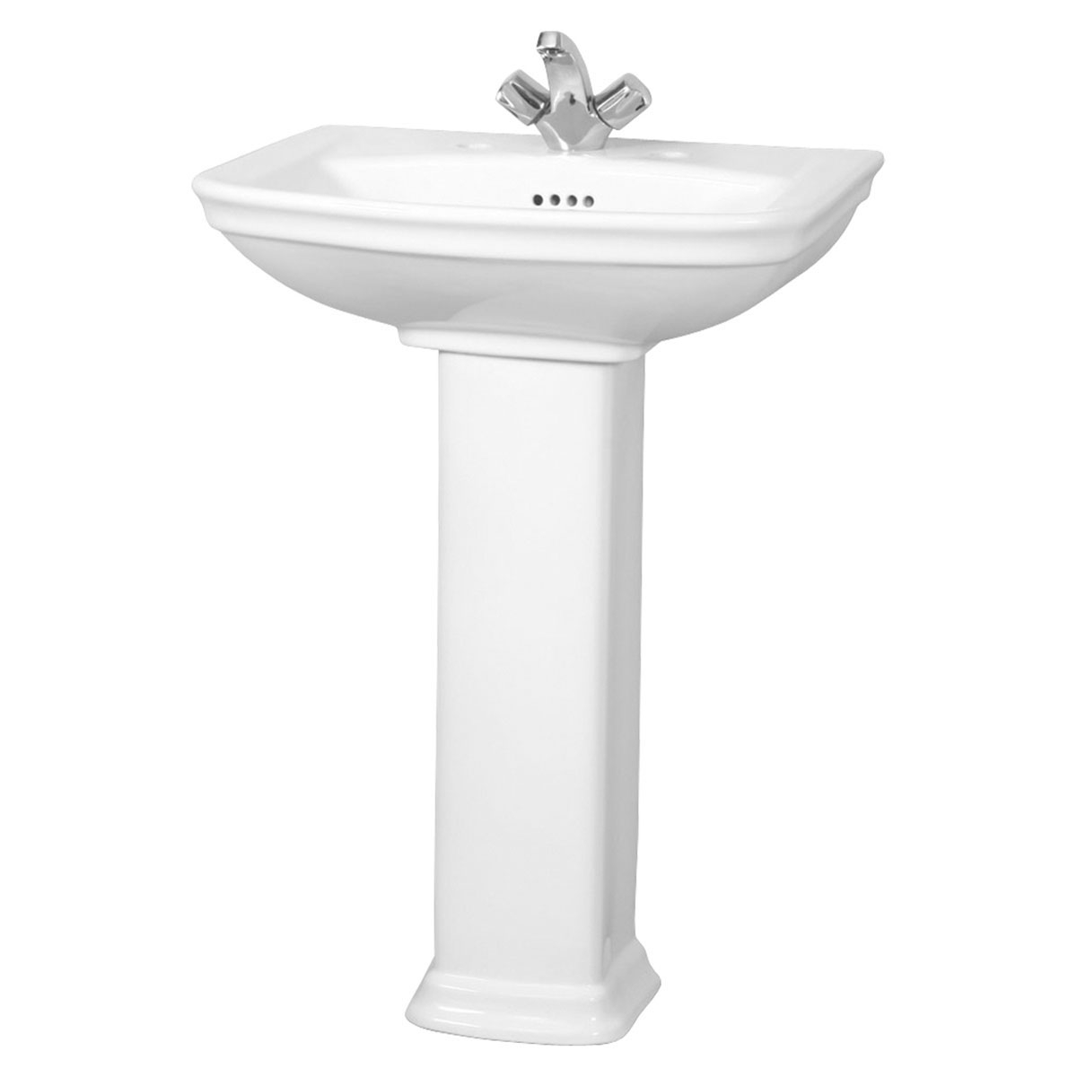 VitrA Serenada Value Suite Close Coupled Toilet 2 Tap Hole Basin-1