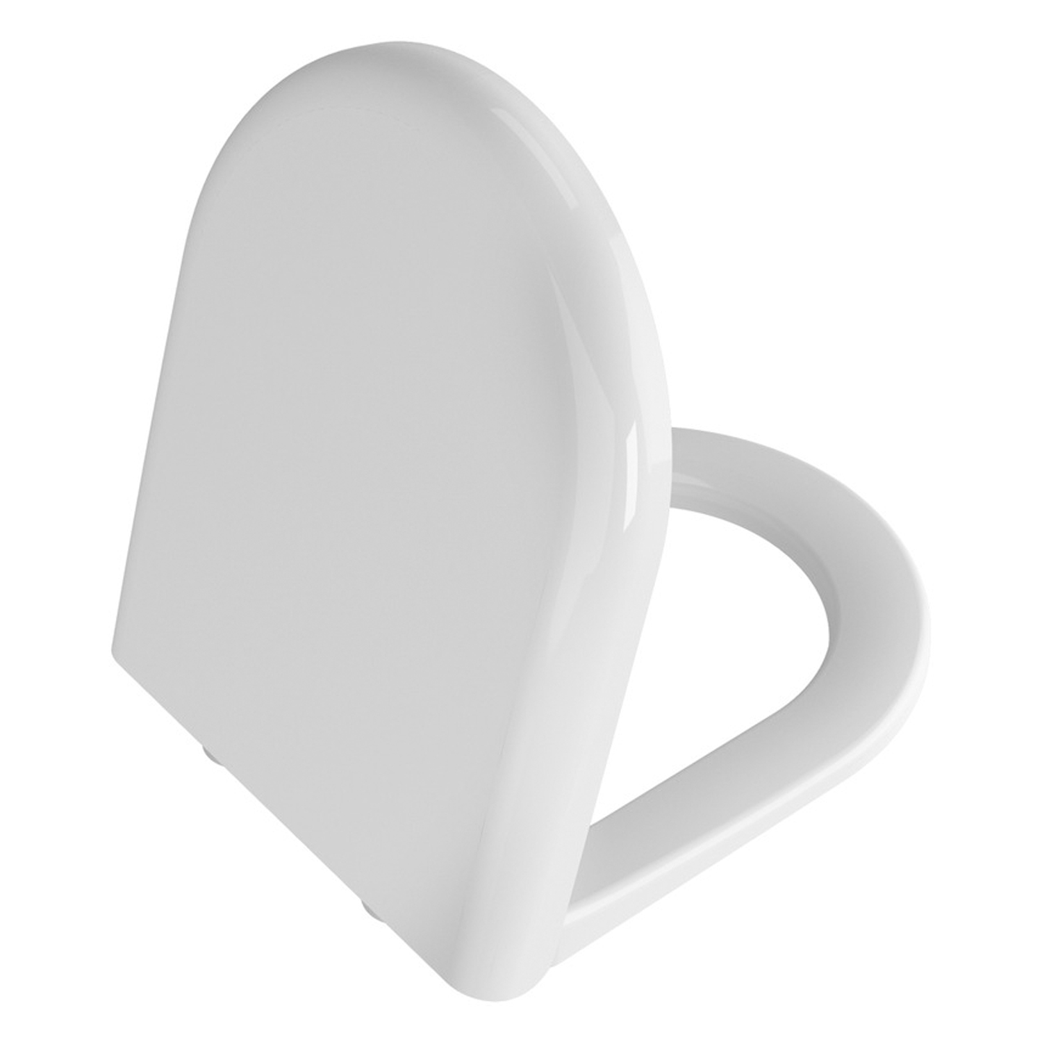 VitrA Zentrum Bathroom Cloakroom Suite Close Coupled Toilet 1 Tap Hole Basin-1