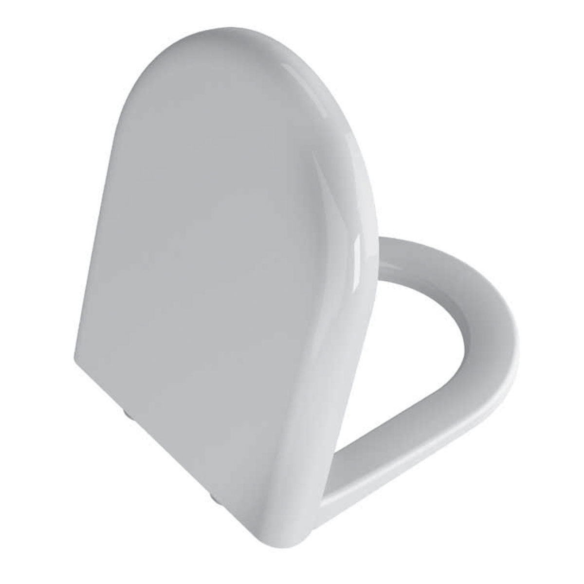 VitrA Zentrum Value Suite Close Coupled Toilet 1 Tap Hole Basin-2