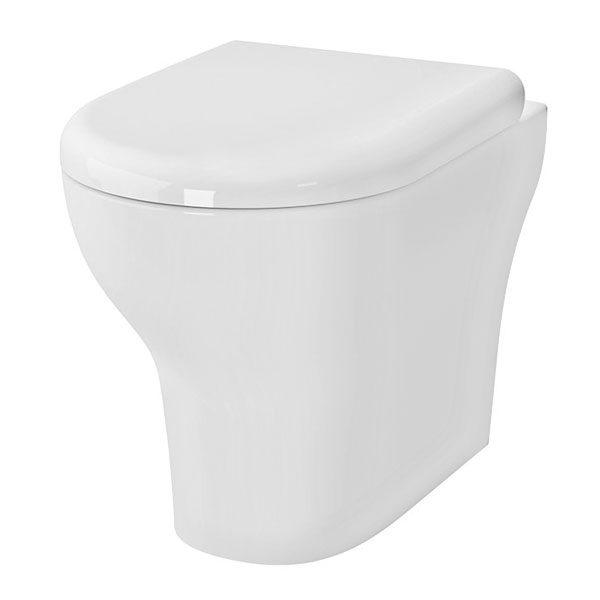 VitrA Zentrum Back to Wall Toilet WC - Standard Seat-0