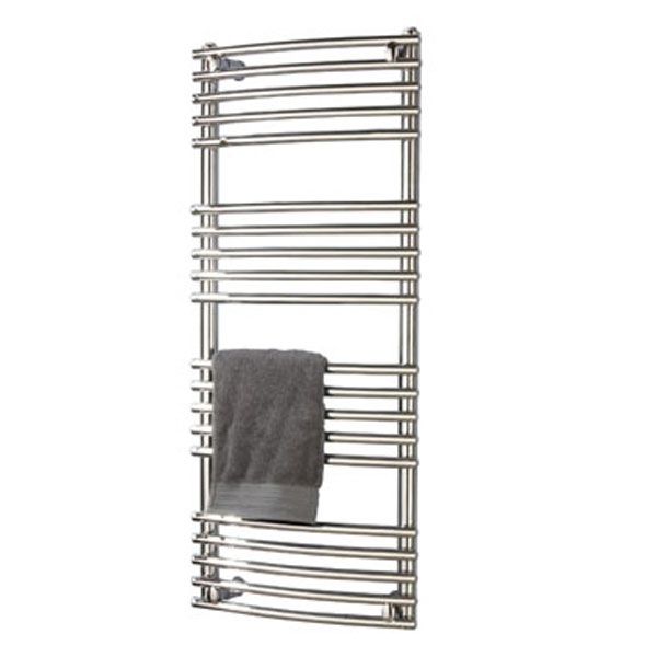 Vogue Melody Heated Towel Rail 1508mm H x 500mm W Electric