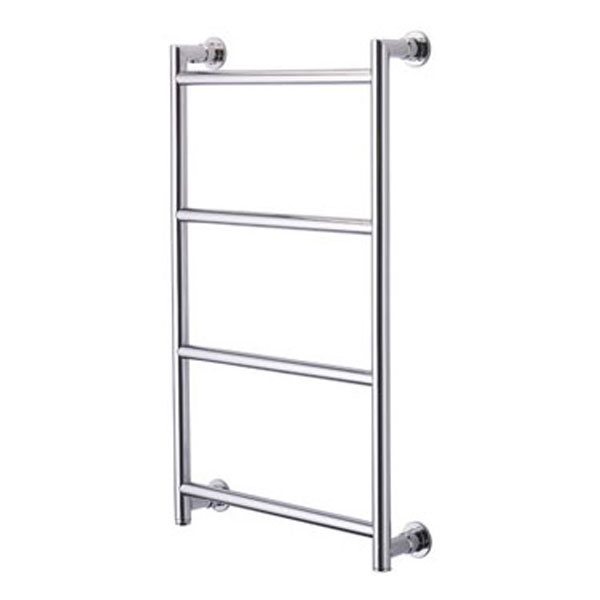 Vogue Vivid Traditional Heated Towel Rail 750mm H x 450mm W Central Heating